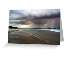 Dreamtime Beach Afternoon ... Greeting Card