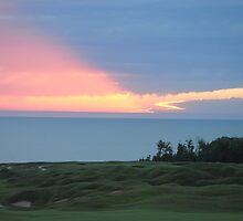 Golf Time - 9 by Debbie Mueller