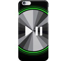 DJ Playpause iPhone Case/Skin
