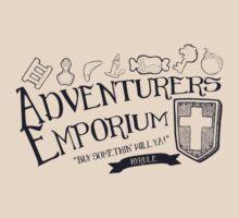 Hyrule's Adverturer's Emporium by bestnevermade
