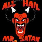 All Hail Mr. Satan by thom2maro