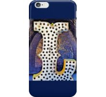 The Letter L iPhone Case/Skin