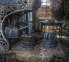 Old Kitchen by Fotigrafie