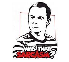 Sheldon Cooper by FeijooS