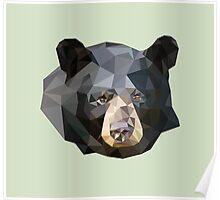 LP Bear Poster