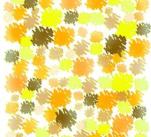 Autumn Pattern by PrivateVices