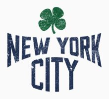 New York City Irish by medallion