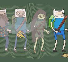Finn the Human by Michelle Gish