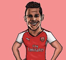 Sanchez by Ben Farr