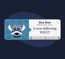 Blue Shell Is Following You T-Shirt