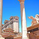 Caesars Palace in Las Vegas, Nevada by Buckwhite