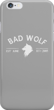 Bad Wolf by SamanthaMirosch