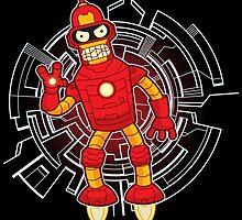 Iron Bender by Ninjae-Art