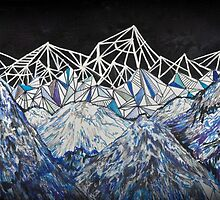 Mountain Range by ZoeMcCarthy