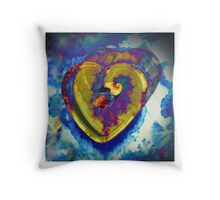 HeartsOnFire_7974 Throw Pillow