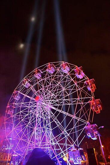 Dark MOFO, Ferris Wheel by Chris Cobern