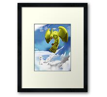 Adult Element: Aire Framed Print
