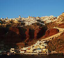 Santorini by haroula