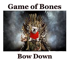 Game of Bones- Bulldogs by loveforfans