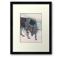 Journeying Spirit Framed Print