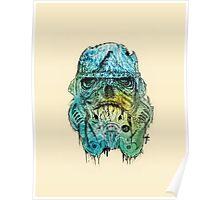 Zombie Trooper Poster