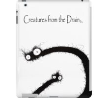 big creatures from the drain 7 iPad Case/Skin