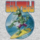 Surfing Ziltoid by VanHogTrio