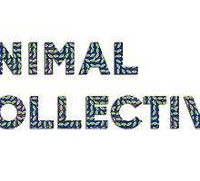 Animal Collective - Merriweather Post Pavilion  by James Gregoire