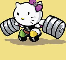 Kitty knows SQUAT!!!!! by Bunleungart