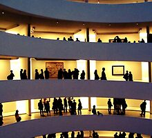 Guggenheim People by Jamie Greene