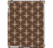 Leaf on the Wind Damask iPad Case/Skin