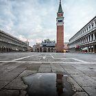 St Marks Square, Venice by Vicki Moritz