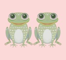 Chummy Twin Frogs Kids Clothes