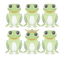 Prince Among Frogs by Jean Gregory  Evans