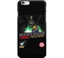 Final Fantasy VII Nintendo Style iPhone Case/Skin