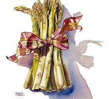 """""""Asperagus"""" by Judy  Koenig"""