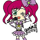 Samurai Warriors - Gracia *Vocaloids* by gaming123456