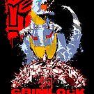 Age of Grimlock  by scribbleworx