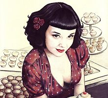 cupcake? by Sorina Williams