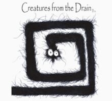 the creatures from the drain 17 by brandon lynch