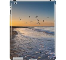 Seagulls at Dusk iPad Case/Skin