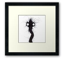 the creatures from the drain 6 Framed Print