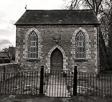 The Primitive Methodist Chapel, Melverley Green by Yampimon