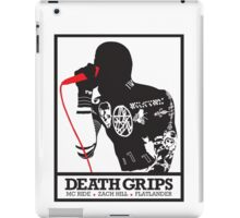 DEATH GRIPS / MC RIDE iPad Case/Skin