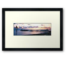 Brighton Pier, England Framed Print