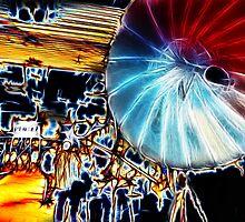 Electric Flower by Ido Friedman (2DogsDesign)