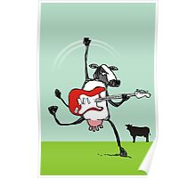 Who the moo are you?! Poster