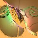 DoubleSwirl fractal by RosiLorz
