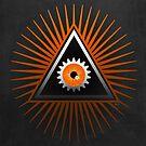 A Clockwork Orange eye by filippobassano