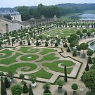 Palace Versailles gardens by machka